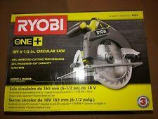 "Brand New Ryobi 6 1/2"" Inch Circular Saw 18V One+ P507 Sealed"