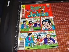 REGGIE'S Wise Guy JOKES #45 Archie Comics - May 1978 Archie Veronica Cover