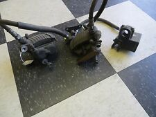 1988-1996 Suzuki GSX600F left & right front brake calipers with master cylinder