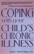 Affrontare i rigori del vostro bambino malattia cronica-NUOVO LIBRO Barrett, Alesia T.