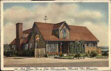 Meredith NH Loch Haven Inn Postcard