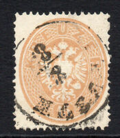Austria Early 15Kr Stamp  Used c1863 (756)