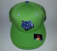 REEBOK NFL Cincinnati Bengals 3D embroidered Fitted hat Flat-bill green cap
