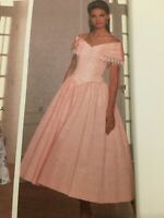 Butterick Sewing Pattern 5265 Misses Dress Princess Seams Flared Uncut 6 8 10 12