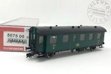 FLEISCHMANN 507505 carrozza passeggeri 2° classe SNCB 2 assi - 1/87