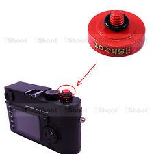 Concave Copper Camera Release Shutter Button f Fuji X100 X100S X100T X30 X20 X10