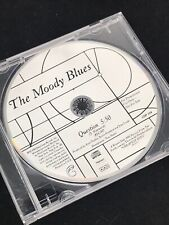 The Moody Blues - 1989 Promo CD - Question J. Hayward