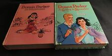 Pair of VTG Marcia Martin Books Donna Parker A Spring To Remember / In Hollywood
