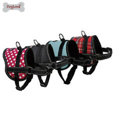 No pull harness blue large brand new for tiny breeds