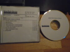 RARE PROMO Madhatters Tangled Up In Blue DEMO CD acapella UNRELEASED madonna cvr