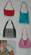 Simplicity NEW LOOK CRAFT PATTERN #6397 HANDBAGS PURSES in 6 Styles -  UNCUT!