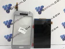 Pantalla táctil Touch+LCD GRIS PLATA Samsung Galaxy core Prime G361 G361f mrw 24