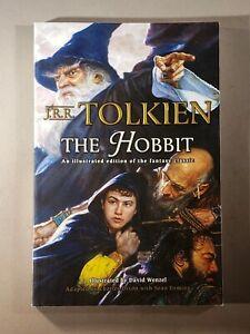 THE HOBBIT J. R. R. Tolkien Illustrated David Wenzel First Del Rey Ed TPB 2001