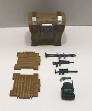 Fortnite Loot Chest + 4 Guns/Backpack/2 Building Materials (Jazwares, 2018)