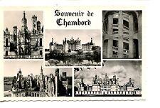 Identified Buildings-Chambord-France-RPPC-Souvenir Real Photo Vintage Postcard