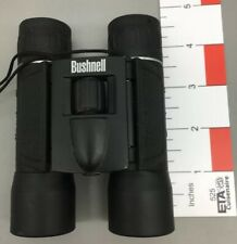 Bushnell 132516 Powerview Binocular 10x25mm Fully Coated Black Compact Size D15