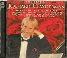 The Best of Richard Clayderman -  CD YCVG The Cheap Fast Free Post