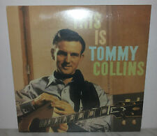 LP TOMMY COLLINS - THIS IS TOMMY COLLINS - NUOVO NEW