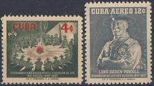 1957-277 SPAIN ANT. 1957. BOYS SCOUTS  MNH. LORD BADEM POWELL.