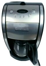 Cuisinart Model Dgb-550 Automatic Grind & Brew Coffee Maker 12 Cup Stainless