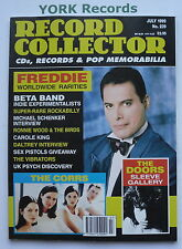 RECORD COLLECTOR MAGAZINE - Issue 239 July 1999 - Freddie Mercury / Corrs