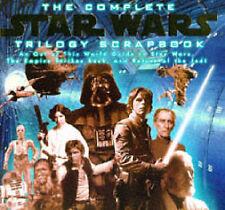 Star Wars Trilogy Movie Scrapbook, Vaz, Mark Cotta, New Book