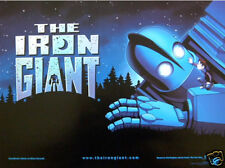 The Iron Giant movie poster print - 12 x 16 inches Vin Diesel, Robot, Animation