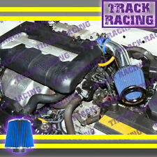 AIR INTAKE KIT FOR 2001 2002 2003 2004 2005 HYUNDAI ACCENT WITH 1.6L Blue
