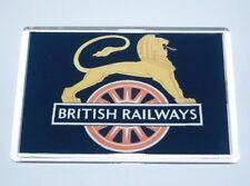 BRITISH RAIL/RAILWAYS LOGO (1950s) Novelty Fridge Magnet - Ideal Present/Gift