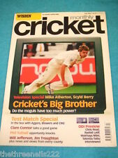 WISDEN CRICKET MONTHLY - TELEVISION SPECIAL - JULY 2003