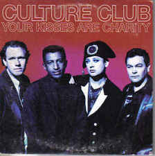 Culture Club-Your Kisses are Charity cd single