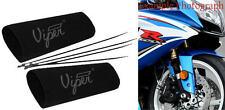 Viper protector de neopreno para tubo horquilla compatible con Kawasaki ZX900 C/