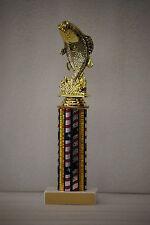 """10"""" Bass Trophy Award - Free engraving"""
