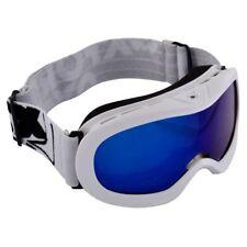 Oxford OX209 Motorrad Fury Kinder Geländetauglich Mx Goggle- Glänzend Weiß