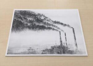 Pejac A Forest Mini Print Postcard Limited Edition