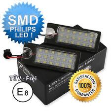 2x LED KENNZEICHENLEUCHTE VOLVO V70 II XC70 S60 S80 XC90 KENNZEICHENBELEUCHTUNG