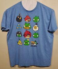 Angry Birds Tee Shirt Mens XL