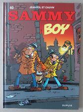 JEAN-POL / CAUVIN   *** SAMMY 40. BOY ***  EO 2009