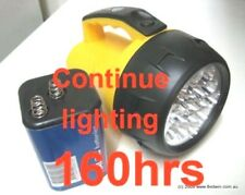 Powerful 6V 16 Led spotlights Torch Long lighting model
