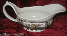 1 - Woods and Son Dorset Gravy Boat (no saucer) (2017-066)