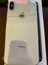 Apple iPhone XS Max - 256GB - Silver (Verizon) A1921 (CDMA + GSM)