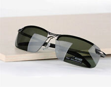 Mens Aviator Polarized Sunglasses UV400 Outdoor Sports Driving Glasses Eyewear