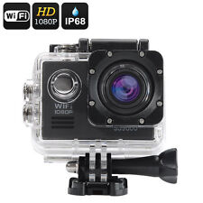 Fotocamera digitale subacquea FULL HD 1080P WIFI macchina fotografica waterproof