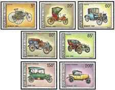 Timbres Voitures Congo 220/4 PA67/8 * lot 28063 - cote : 18,35 €