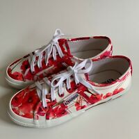 Superga Sneakers Fantasia Collection Unisex Shoes Size Mens 6 Womens 7.5