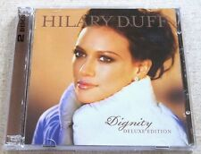 HILARY DUFF Dignity CD+DVD EUROPE Cat# 00946 3 92144 2 6
