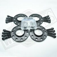 BMW 2X 12mm 2x 15mm HUBCENTRIC ALLOY WHEEL SPACERS BMW M135i 2010 >