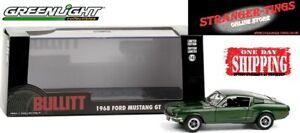 Greenlight #86431 1:43 Bullitt (1968) Ford Mustang GT Fastback Steve Mcqueen
