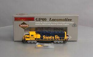 Proto 2000 30565 HO BNSF GP60 Diesel Locomotive #8739 LN/Box