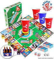DRINK-A-PALOOZA Party Gifts for him: Drinking Game Fun Board Games adult games